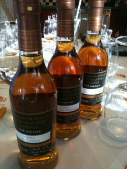 Glenmorangie Cask Masters samples reviewed by Beers to You, the website of Don Tse, the Don of Beer